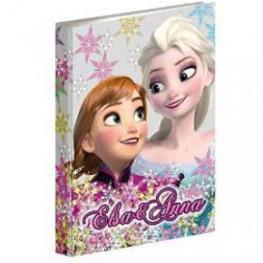 Frozen Elsa y Ana  Carpeta Anillas Soul Ref 52349