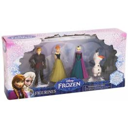 Frozen Figuritas 4 Piezas
