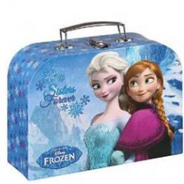 Frozen Joyero de Carton Forma de Maletin Ref Fr9-Cb39