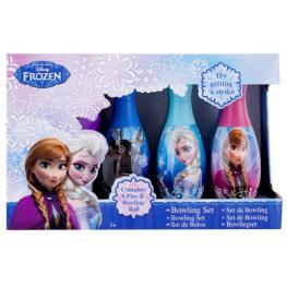 Frozen Juego de Bolos Dfr.3017