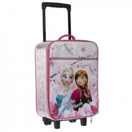 Frozen Maleta Trolley Soft Blossom
