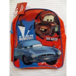 Cars Mochila Junior Street C/luz 31X24X12Cm Ref 34152054