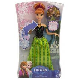 Frozen Muñeca Anna Canta Conmigo Cjj09