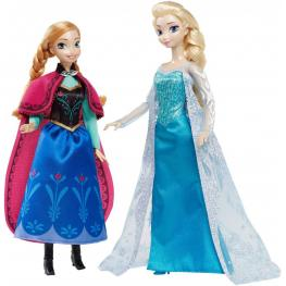 Frozen Muñecas Colección Anna & Elsa