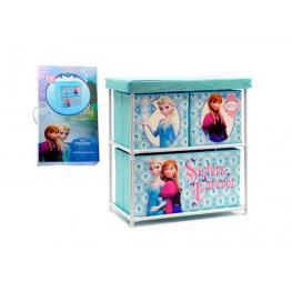 Frozen Mueble 3 Cajones 53X30X60Cm Ref 34173