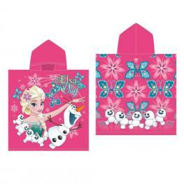 Frozen Poncho Playa 60X120 Cm Ref 2200001428