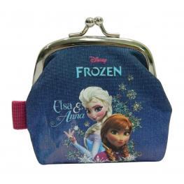 Frozen Monedero C/cierre Blue Ref 77257