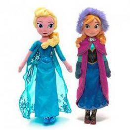 Frozen Peluche Ana O Elsa 40Cm Ref 12410