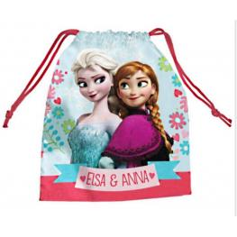 Frozen Saco Tela Peq. Elsa & Anna Ref. As8839