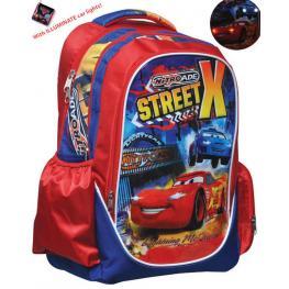Cars Mochila Street C/luz 46X30X14Cm Ref 52031