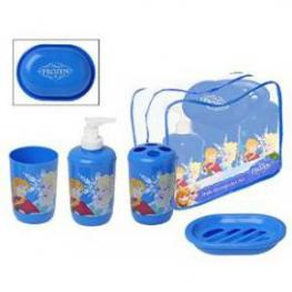 Frozen Set Bath Accessories Ref Fr9-Ba5
