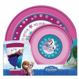 Frozen Set Con Regla