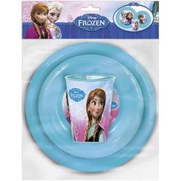 Frozen Set de 3 Piezas Frozen Timeless