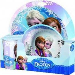 Frozen Set de Desayuno 3 Piezas