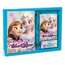 Frozen Set Diario+ Listin Soul Ref 52353