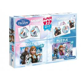 Frozen Super Kit 4 In 1 Ref 08208