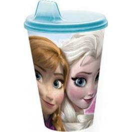 Frozen Vaso Value Pp 430Ml C/sipper Timeless Ref 55784