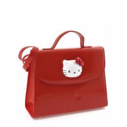 Hello Kitty Bolso Rojo Ref 17271Ks