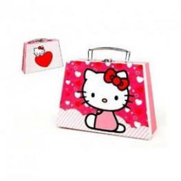 Hello Kitty Joyero Bolso 23X16,2X8Cm Ref 10383