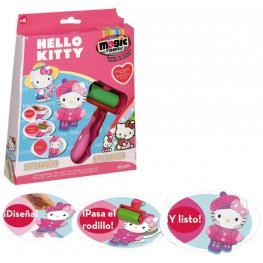 Hello Kitty Magic Fabric Figuras Blandas En 3D 700007512