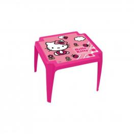 Hello Kitty Mesa Plastico