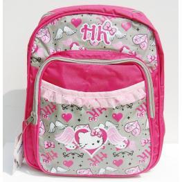 Hello Kitty Mochila Ref Hk-Kb050 Angel