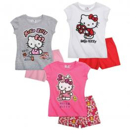 Hello Kitty Pijama Corto