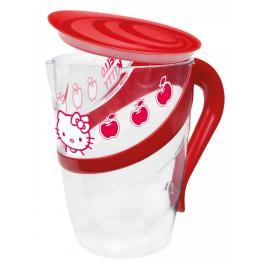 Hello Kitty Set Jarra & 4 Vasos Ref 117989-37478