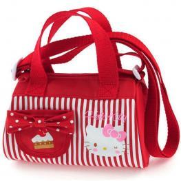 Hello Kittybolsito Bandolera Color Rojo 17413Ks