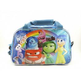 Inside Out Bolsa Deporte Pixar Azul Personajes
