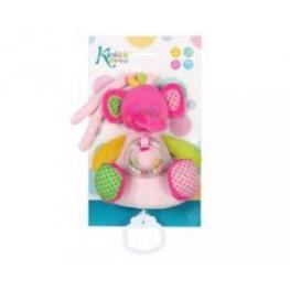 Kiokids Sonajero Musical Elefante Refv Stk13171Elef