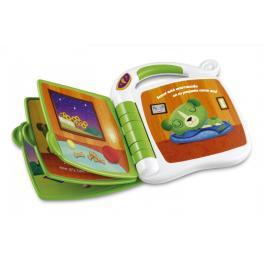 Leap Frog Mi Primera Lectura Buenas Noches , Scout Canciones de Cuna 6-36 Meses Ref 500-14017