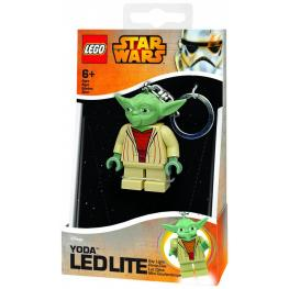 Llavero Linterna Led Yoda Star Wars