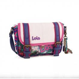 Lois Bolso Bandolera Color Azul Ref 43179-03