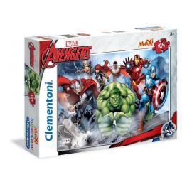 Marvel Avengers 23689 Puzzle 104P +3