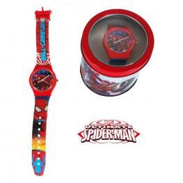 Marvel Reloj Analogico C.Metal Spider-Man