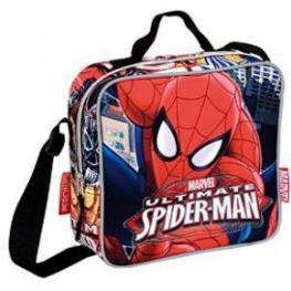 Marvel Spiderman Bolsito Portamerienda Termico Cm22X21 Ref 29977