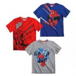 Marvel Spiderman Camiseta Manga Corta