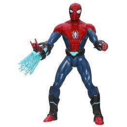 Marvel Spiderman Muñeco Electronico Sonido y Luz Ataque Con Red Giratoria  Ref 1112A1510E24-G