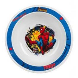 Marvel Spiderman Platito Bols de Plastico Ref Nv-6800130