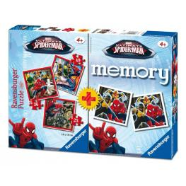 Marvel Spiderman Puzzle Ref 073597
