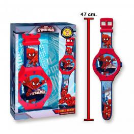 Marvel Spiderman Reloj de Pared 47 Cm Ref Mv16087