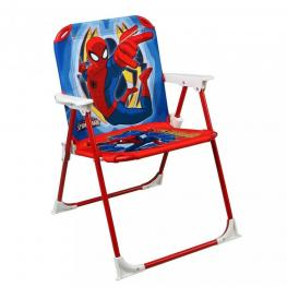 Marvel Spiderman Silla de Tela y Metal Cm 37X25X26 Ref 0500715