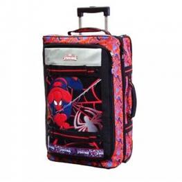 Marvel Spiderman Treolley Soft Cm 35X55X20 Ref 1330101
