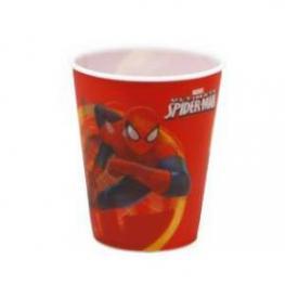 Marvel Spiderman Vaso de Plastico Cm 10 Ref 6807300
