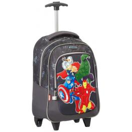Marvel Wonder Backpack Wh Avengers Assemble Ref 16C*18004