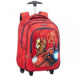 Marvel Wonder Backpack Wh Avengers Triangle Ref 16C*00004