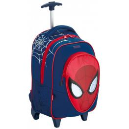 Marvel Wonder Backpack Wh Spiderman Power Ref 16C*41004