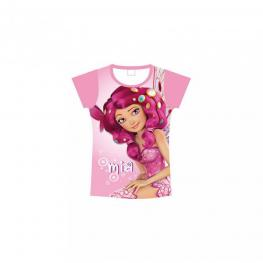 Mia  Camiseta Con Manga Corta Ref 811501