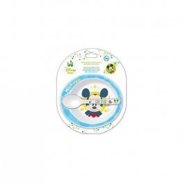 Mickey Baby Vajilla Especial Microondas Ref 30478